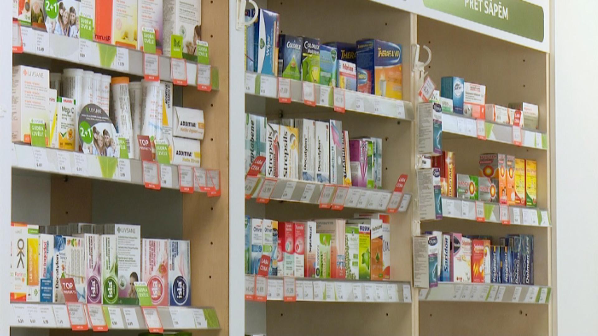 Slēgs Jēkabpils slimnīcā esošu aptieku
