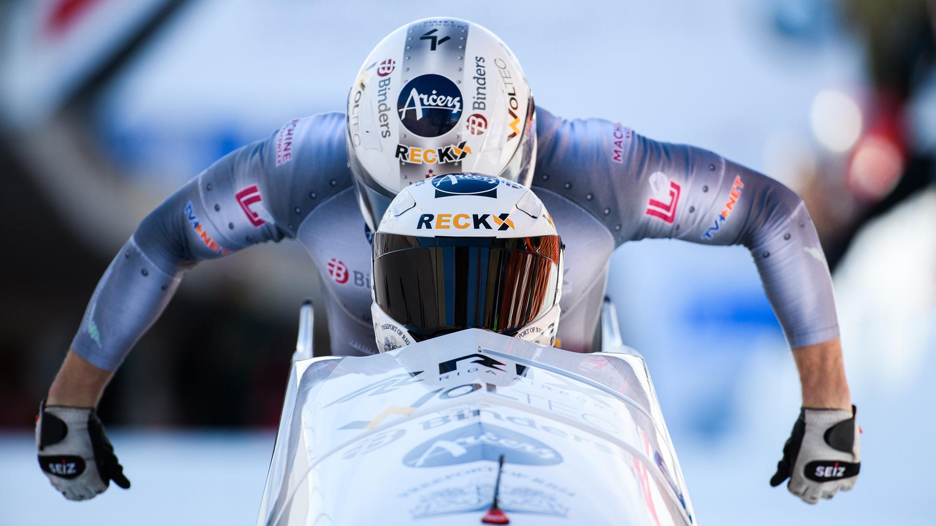 Jaunā bobsleja un skeletona sezona sāksies Siguldā ar diviem posmiem pēc kārtas