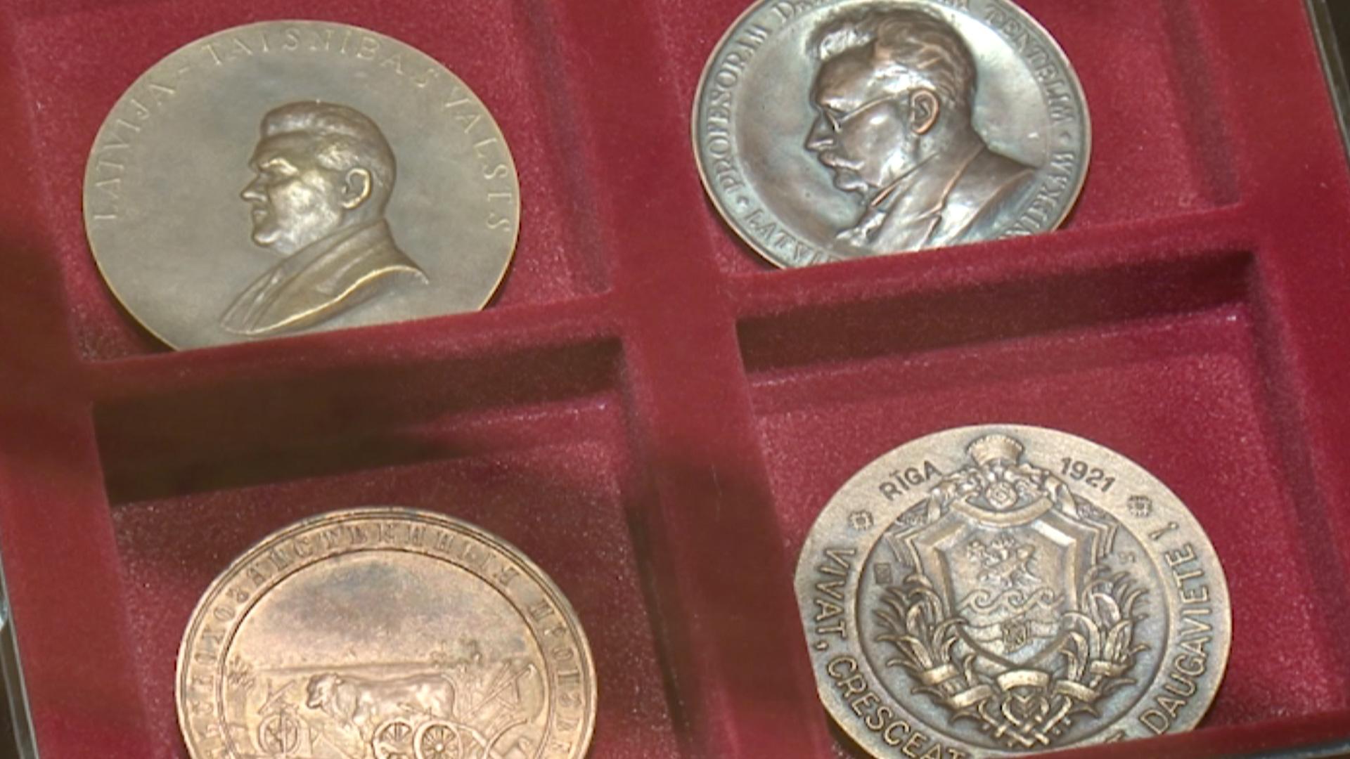 Ventspils muzejs dāvanā saņēmis privātu kolekciju