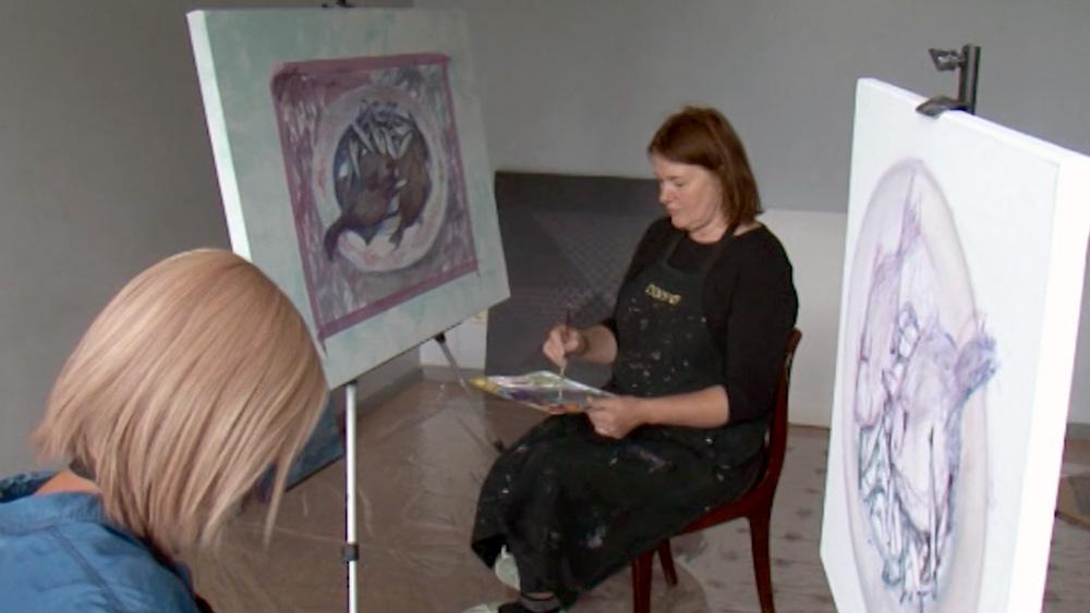 Noslēdzies Ventspils mākslinieku plenērs