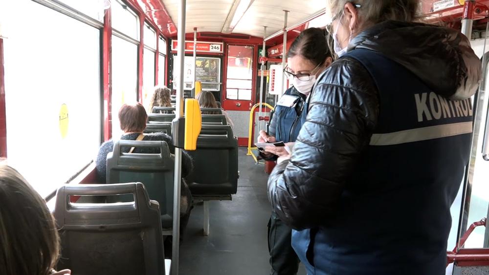 Obligāta prasība - sejas aizsargmaska sabiedriskajā transportā