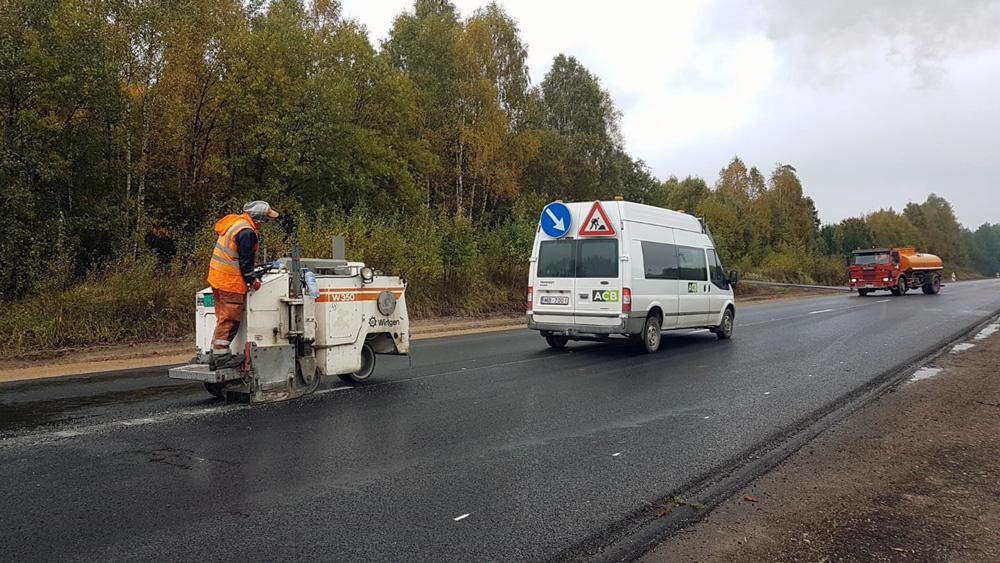 Uz Latvijas galvenajiem autoceļiem izveidos akustiskās ribjoslas