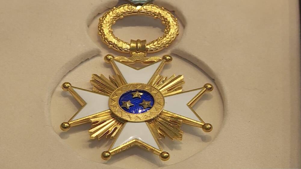 Triju Zvaigžņu ordenis piešķirts Latgales kultūras glabātajam Andrim Slišānam