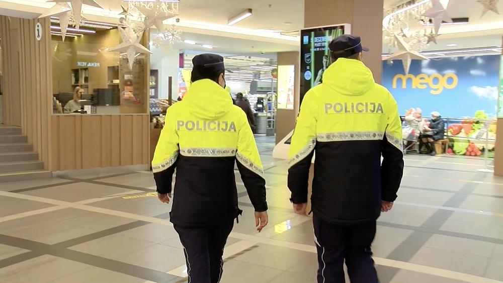 Atzīmē Policijas darbinieku dienu