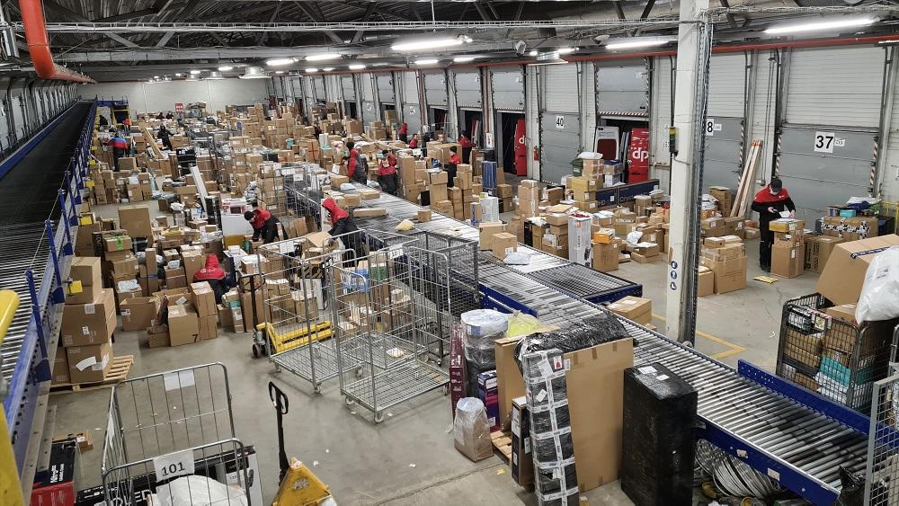 Kā interneta veikala sūtījums nonāk līdz pasūtītājam?