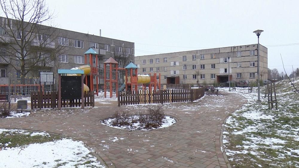 Jēkabpilī plāno mikrorajona rekonstrukciju, iedzīvotāji satraukti par izmaksām