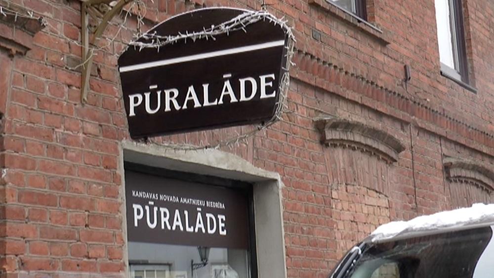 Mājražotāju produkcijas veikals Kandavā cīnīsies par izdzīvošanu