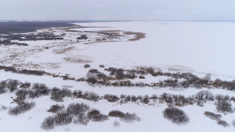 Sals vēl negarantē drošu atrašanos uz ledus