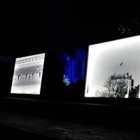 Dobelē par Barikāžu laiku stāsta vides instalācija