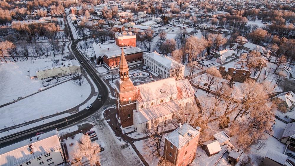 Valmiera nolēmusi kļūt par Eiropas kultūras galvaspilsētu