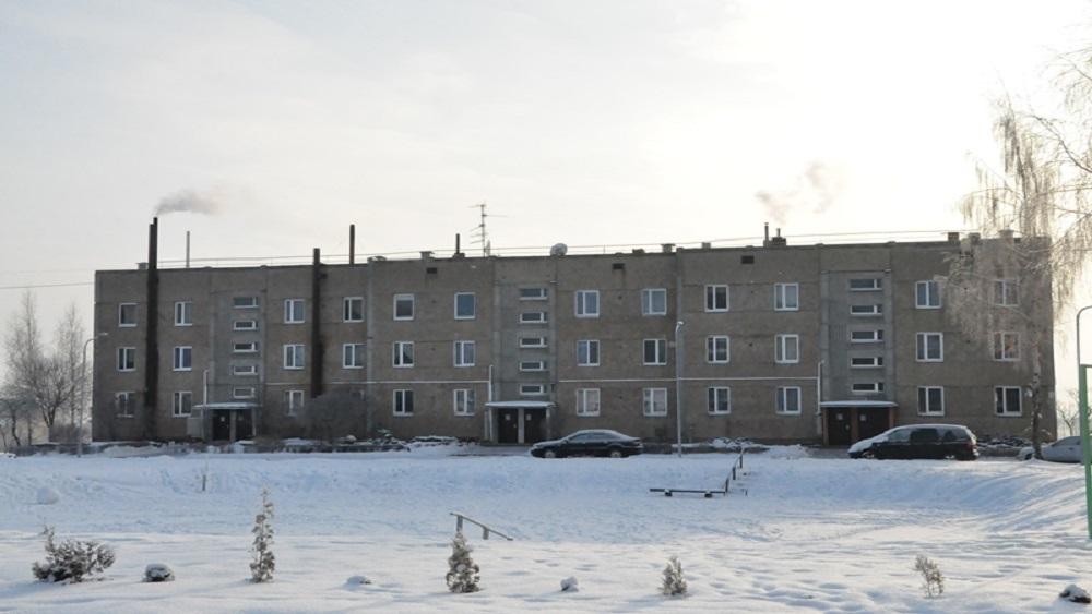 Māju energoefektivitātes paaugstināšanas tempi Latgalē - lēni