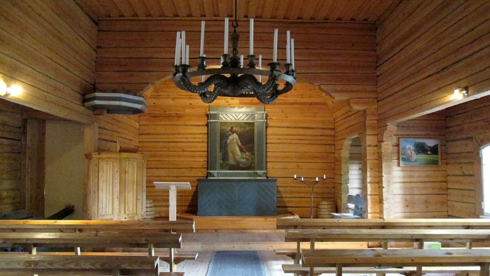Usmas Svētā Pētera draudze rod kompromisu