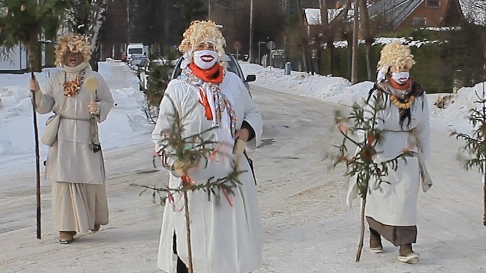 Aizvadīts XXII Starptautiskais masku tradīciju festivāls
