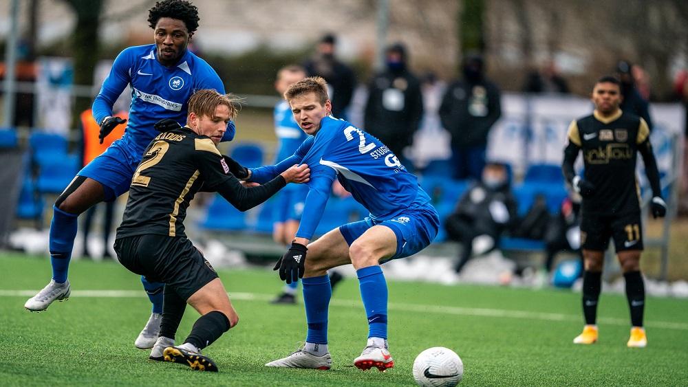 Jubilejas sezonā Valmieras futbola kluba mērķis – zelts