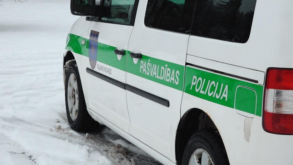 Vairāk nekā pusē Latgales nav pašvaldību policijas