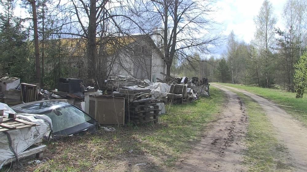 VVD iejaukšanās nepalīdz īpašumu atbrīvot no bīstamajiem atkritumiem