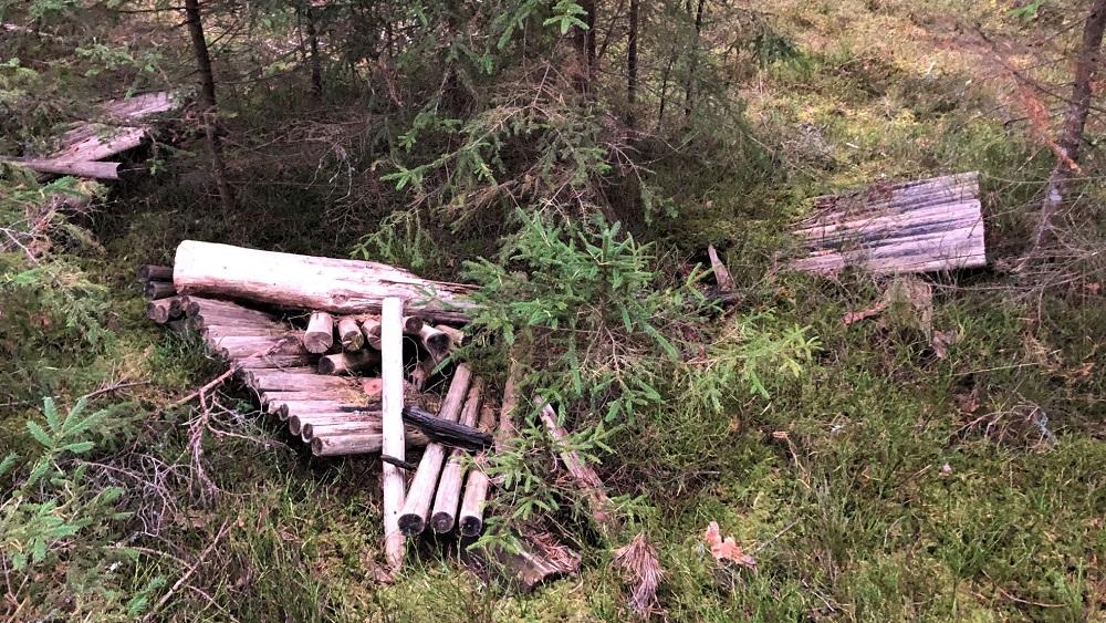 Atjauno Čevera partizānu grupas pēdējo bunkuru