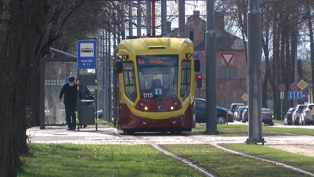 Bažas par tramvaju iepirkumu Daugavpilī