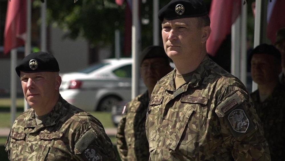 Latvijas zemessargu komandieris strādās NATO štābā ASV