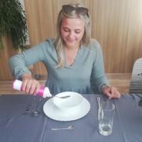 Jaunieši rada inovatīvu ēdamrīku cilvēkiem ar funkcionāliem traucējumiem