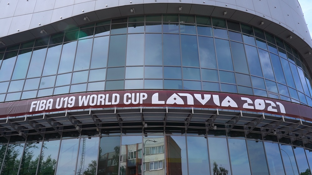 Rīkojot Pasaules čempionātu basketbolā jauniešiem Daugavpilī, cer popularizēt šo sporta veidu Austrumlatvijā