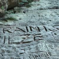 Par gravēšanu alās un klintīs var sodīt