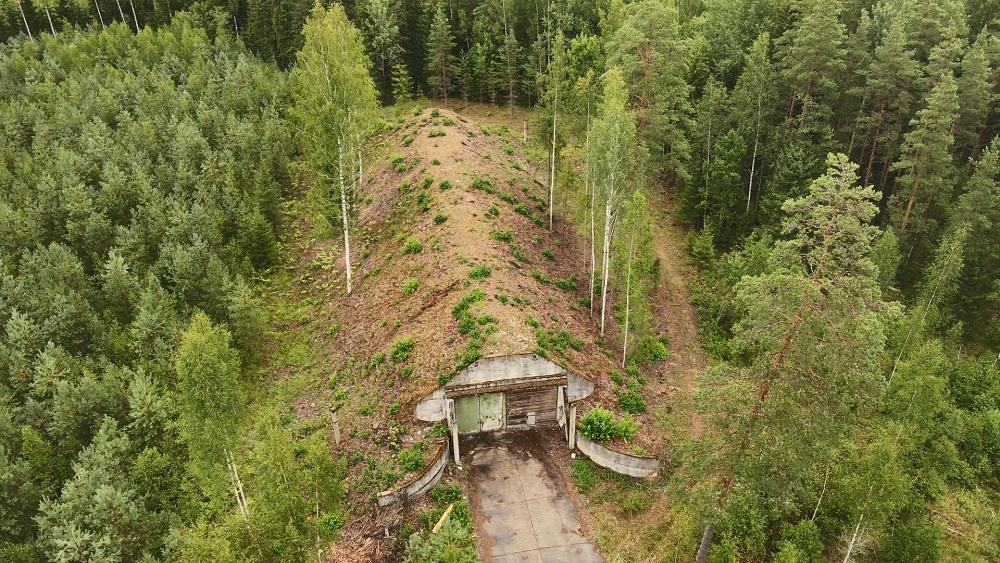 Cīnās pret PSRS laika kodolraķešu bāzes izdemolēšanu