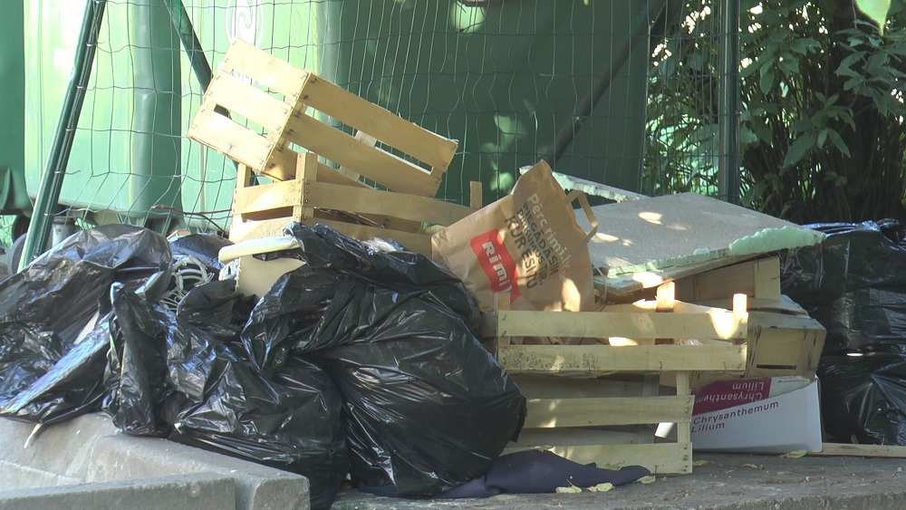 Atkritumu problēma Tukumā ilgst gadiem