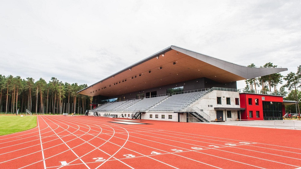 Renovētajā Daliņa stadionā trenēsies arī augstas klases vieglatlēti