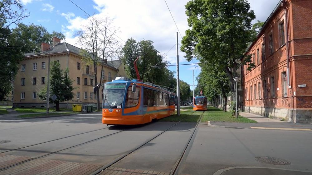 Daugavpilī turpinās jaunu tramvaju līniju izbūvi un jaunu tramvaju iegādi, izmantojot Eiropas Savienības līdzfinansējumu