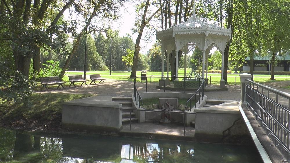 Atklāts atjaunotais Ķemeru vēsturiskais parks
