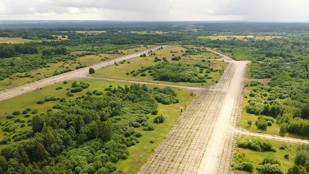 Daugavpils dome atbalsta iepriekš apturēto lidostas projekta daļu