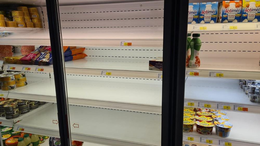"""""""Depo"""" veikalos ziedo pārtiku; saņemti vairāk nekā 500 pieteikumi"""