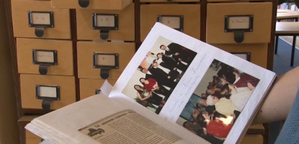 Ventspilnieces Aijas Bumbieres divdesmit gadu sirdsdarbs ''Autogrāfā''