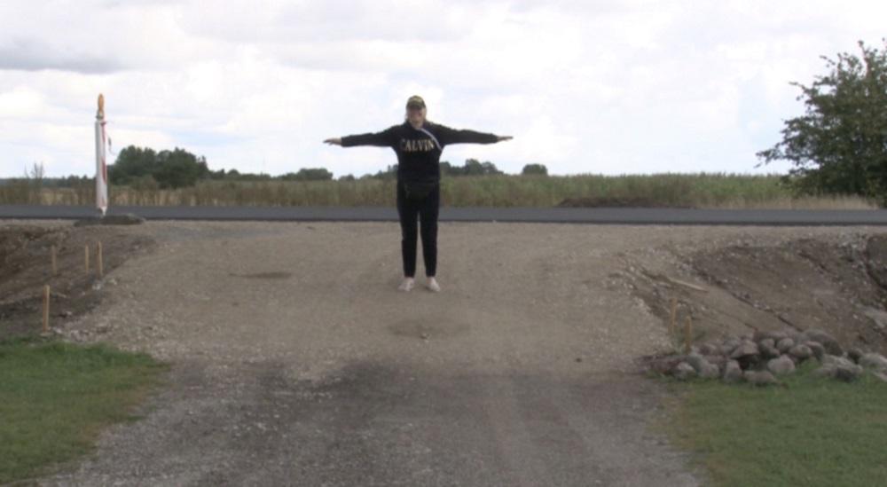 Ventspils novada iedzīvotāji neapmierināti par ceļa P108 nobrauktuvju izbūvi